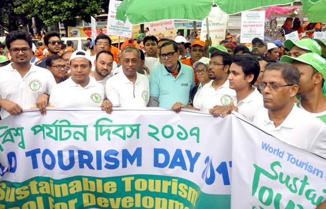 TDAB Celebrate World Tourism Day 2017 & 20th Anniversary of TDAB.